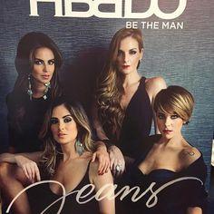 #Repost @karladiazof with @repostapp. ・・・ Gracias @hibridomag por nuestra portada de Octubre!!! Nos encantooo y que increibleeeee trabajar con todo su equipo!  @grupojeans