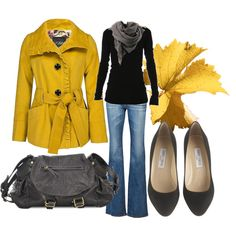 """""""Fall Style 1"""" by anne-ratna on Polyvore"""