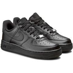 Pantofi NIKE - Air Force 1 '07 315115 038 Black/Black
