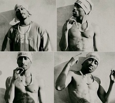 one of my inspirations. great rapper, actor and poet. not to mention, so damn sexy.