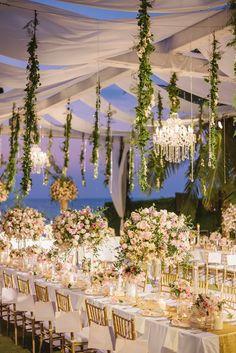 Soft, Romantic, Rose-Filled Wedding at Sava Luxury Villas Natai Beach, Phuket