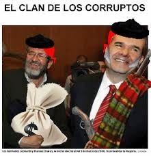 """Los campeones contra la corrupción. La """"champiñón league"""" de Zapatero."""