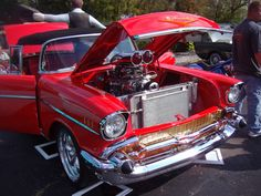 Car Show. Grove City, OH