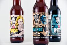 Duck Foot Brewing Co. — The Dieline - Branding & Packaging