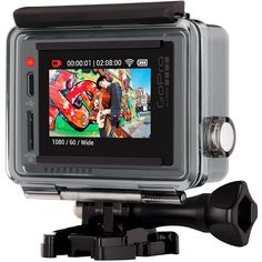 """GoPro is a camera company that apparently wants you to """"be a hero"""". What GoPro is really trying to say is to take <a href=""""http://www.cymplifymusic.com/gopro-hero/gopro-sports-action-cameras-original-alternatives/"""">videography</a> to new heights. GoPro offers the Original HD HERO, 3, 4 and the most recent <a href=""""http://geekpro2.weebly.com/blog/general-review-of-gopro-hero-action-cameras"""">Hero 5 Black</a> series of cameras for active sport"""