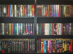 #shelfie by katytastic Bookshelf Inspiration, Book Organization, Beautiful Book Covers, Coffee And Books, Book Boyfriends, Book Aesthetic, Shelfie, Book Girl, Wattpad
