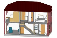 Abbey Lane - Revit Image 02