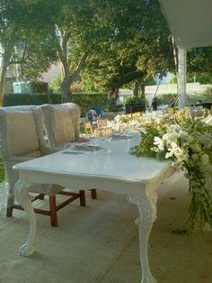 nuestra mesa de novios