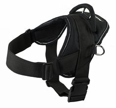 DT All Weather Dog Harness with Reflective Trim >>> Find out more details by clicking the image : Dog harness