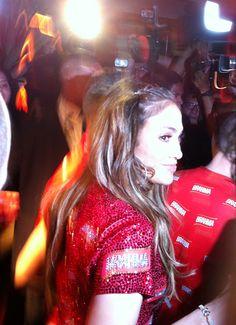 J. Lo at Rio de Janeiro- Carnaval