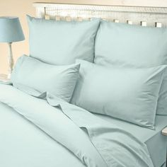 Combed Polycotton | 144 Thread count | Rich colour | Matching pillowcase(s) | Durable | Easy Care