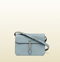 jackie soft leather flap shoulder bag