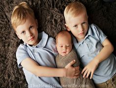 A mom writes honestly and bravely about breaking the cycle of circumcision. After choosing to circumcise her first son, she and her husband did not circumcise either of his younger brothers.