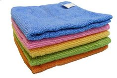 BEST Soft Microfiber Cleaning & Drying Cloths Towels (Set...($12) ,(https://www.amazon.com/dp/B017287IES/ref=cm_sw_r_pi_dp_x_VYgmybJPH8QD0