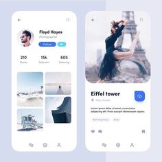 """UI/UX Inspiration on Instagram: """"Social media app concept by @alex.arutuynov ・・・・・・・・・・・・・・・・・・・・・・・・・・ 🔥 Want to be featured? ⠀ Use #uibysherms or tag @uibysherms to be…"""" Android App Design, Ios App Design, Mobile App Design, Interface Design, Web Design, Medium App, Mobile App Ui, User Experience Design, Interaction Design"""