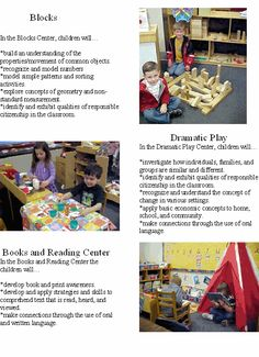 Learning intentions for discovery learning