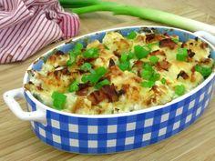 Kartoffelauflauf-Alternative ohne Carbs