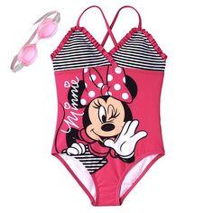 Disney's Minnie Mouse One-Piece Swimsuit - Girls 4-6x