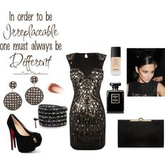 """Different..."" by stylecrushh on Polyvore"
