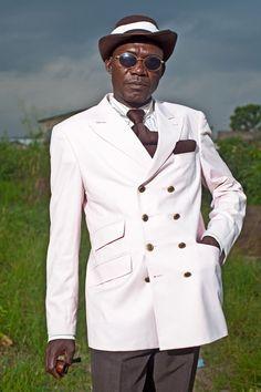 Sapeur, Congo