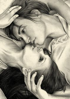romeo and juliet art | Romeo and Juliet by *essmaa on deviantART