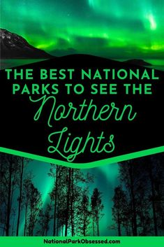Would you like to see the Aurora Borealis in the United States? Check out the best National Parks to see the Northern Lights in the USA. united states Best National Parks to See the Northern Lights in the USA Vacation Places, Dream Vacations, Vacation Trips, Vacation Spots, Places To Travel, Romantic Vacations, Romantic Travel, Midwest Vacations, Romantic Weekend Getaways
