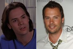 Barry Watson - I always wanted a brother like Matt Camden :)