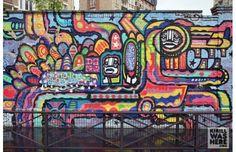 Kirillwashere Shoots Street Art In Paris