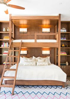 20 Cool Bunk Beds Even Adults Will Love Interior Design Adult