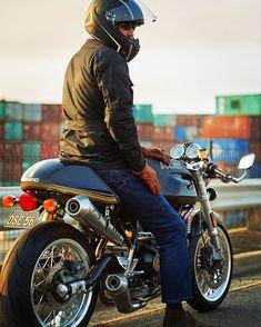 Cafe Bike, Cafe Racer Bikes, Cafe Racer Motorcycle, Motorcycle Design, Bike Design, Cafe Racers, Ducati Sport Classic 1000, Ducati Sport 1000, Cafe Style