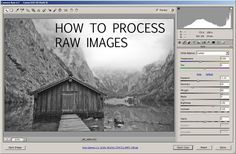 How to process RAW images | Discover Digital Photography
