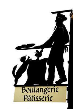 *Enseigne, Boulangerie Patisserie Photo by Gadl*