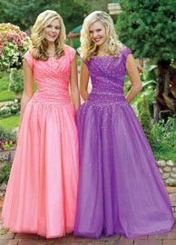 """""""Website with cute and modest prom dresses."""" I think I threw up in my mouth a little."""