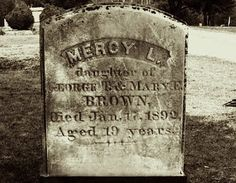 The Last New England Vampire  In the late 18th and early 19th centuries there was a widespread belief in vampires throughout New England. The vampiric condition became associated with the deadly Tuberculosis, a disease misunderstood at the time and therefore the cause of much superstition.