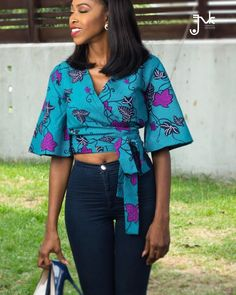 Are you looking for some stylish and trendy ankara tops to wear with Jeans? Then this post will help you in looking for the perfect African print to buy or make for your jean pants.One of the reasons ankara top on jeans is a popular choice is the fact that you can easily dress it up and...