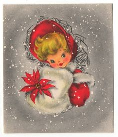 luvable friends printed fleece blanket birds vintage pink christmasbeautiful christmas cardsvintage - Beautiful Christmas Cards
