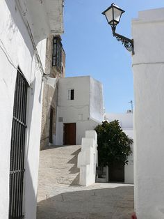 White houses, Vejer de la Frontera, Spain | Flickr - Photo Sharing!