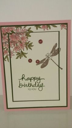 Awesomely Artistic from Stampin' Up! by N Rankin