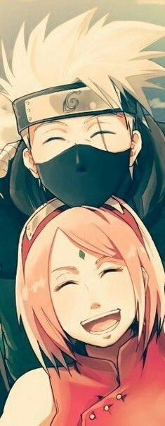 Sakura & Kakashi are my favourite! :)