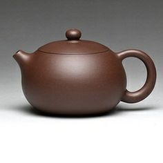 Full Handmade Purple Clay Teapot Yixing Zisha Teapot - Purple Mud Mine