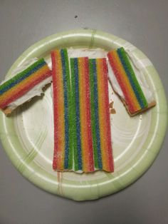Snack Joseph S Coat Of Many Colors Snacks Sunday School And School Joseph Coat Of Many Colors Activity