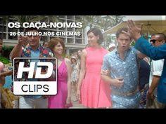 A comédia 'Os Caça-Noivas' teve divulgado trailers e cartaz - Cinema BH