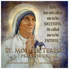 SAINT MOTHER TERESA OF CALCUTTA. CANONIZATION, SEPTEMBER 3, 2016