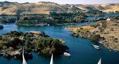 Nil Nehri - dünyanın en uzun nehri