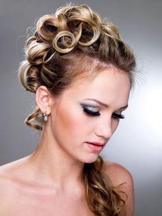 Hermoso peinado