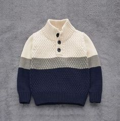 2015 brand Next* clothing kids knitwear boys sweater computer winter thicken…Cheap sweater dress plus size, Buy Quality sweater hat directly from China sweater men Suppliers: New boy winter autumn infant baby Cartoon sweater boy girl child sweater Baby Boy Sweater, Knit Baby Sweaters, Toddler Sweater, Boys Sweaters, Baby Boy Knitting Patterns, Baby Cardigan Knitting Pattern, Knitting For Kids, Next Clothing Kids, Baby Pullover