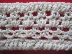 How to crochet the Smocking stitch  . . . .   ღTrish W ~ http://www.pinterest.com/trishw/  . . . .