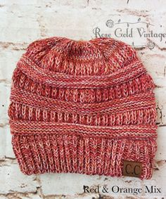 CC Beanie Hats - 38 colors to choose from! – Rose Gold Vintage