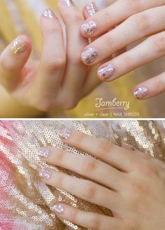 Review done for Jamberry Nails Clear Jamberry Nail Shields | Sprinkles in Springs  Buy Jamberry at www.loveyln.com