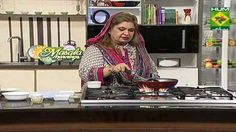 Masala Mornings Recipe Bonafide Spicy Chicken by Shireen Anwar Masala TV 29 Dec 2015